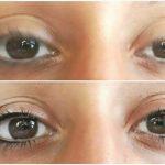 Maquillage permanent ras de cil