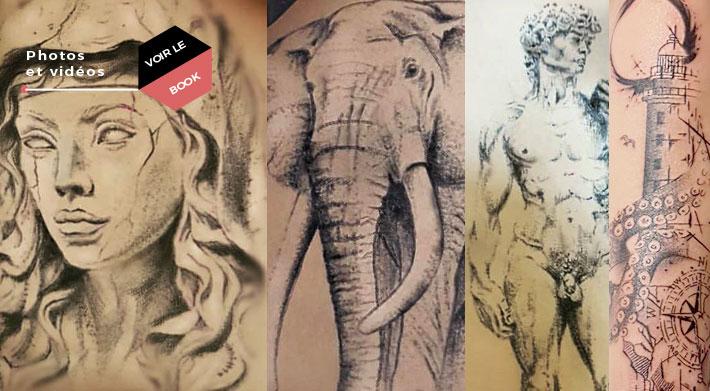 11Book tatouage Porto-Vecchio